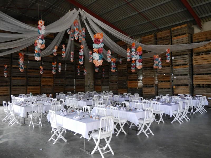 location de vaisselle et matériel de mariage - lot-et-garonne 47 ... - Location De Table Et Chaises